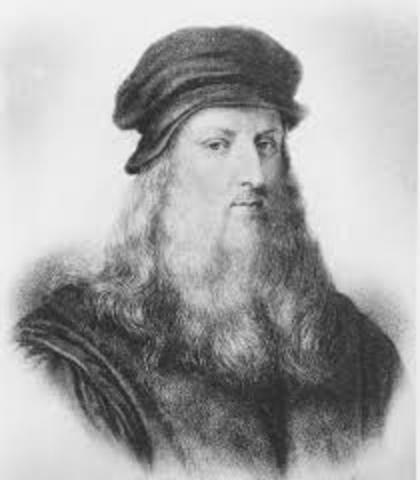 Birth   of  Leonardo Da Vinci