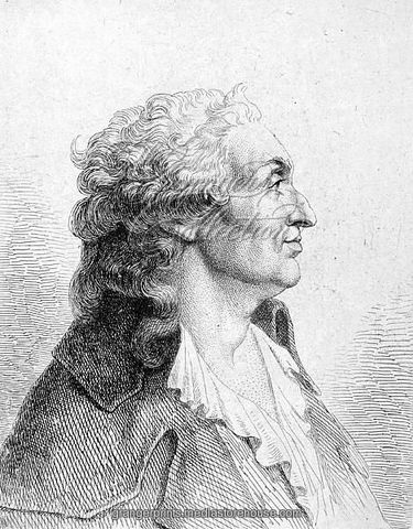 Philosopher Condorcet