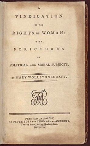 Condorcet Published a Treatise on Womens Rights