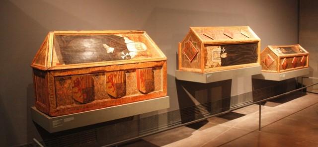 Trasllat obres de Sixena a l'Aragó (cultural)