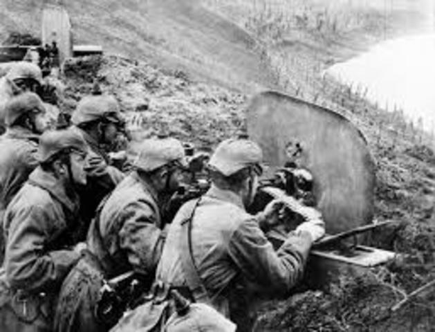 Позиция  Канады в мировые войны
