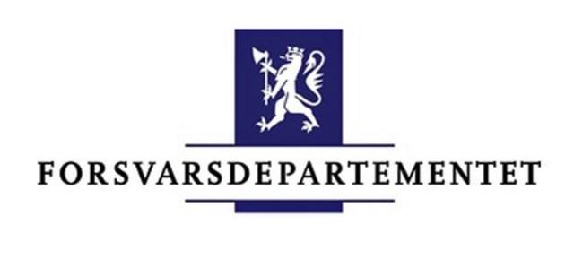 Forsvarsdepartementet danna Norges riksforbund
