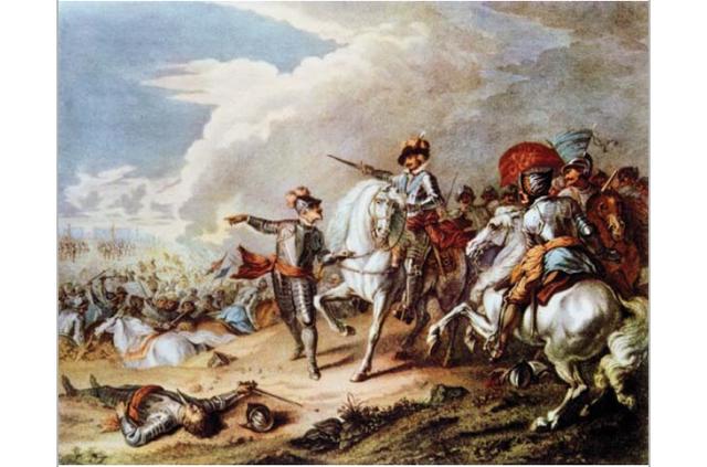 The English war