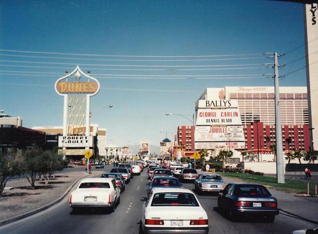Arrives @ Las Vegas