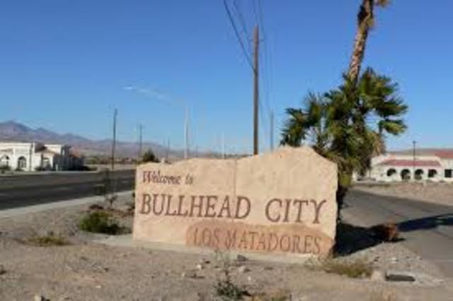 Arrives @ Bullhead City, Arizona