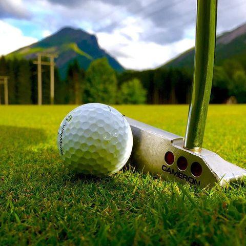 Sandane golfklubb / Profesjonell idrett tillate