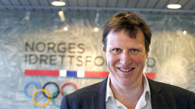 NIF president: Tom Tvedt