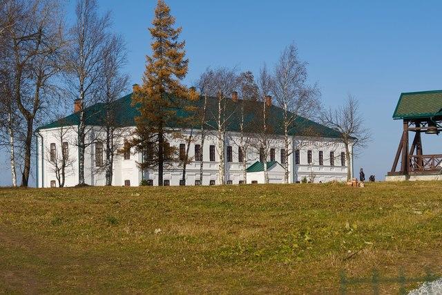 Пожар в Свято-Николаевском храме.