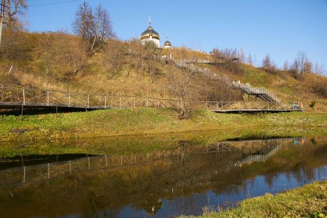 Возрождение монастыря.