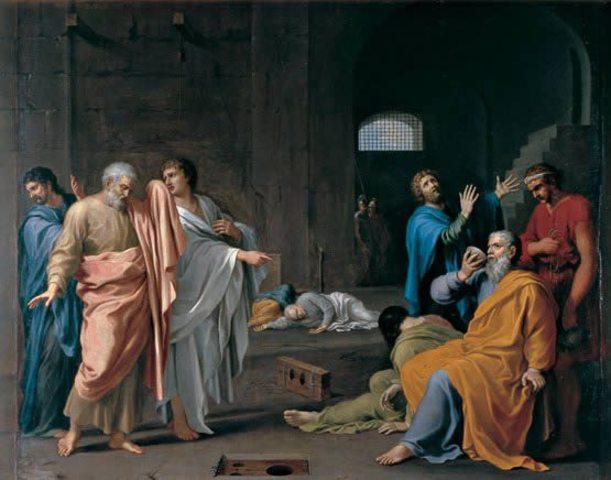 Demòcrit,Sofistes i Sòcrates