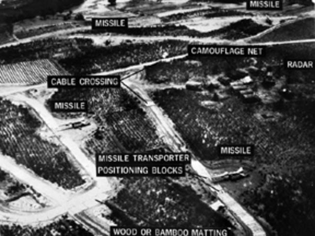 SAM Missiles Engage US Planes
