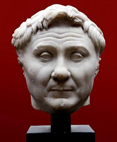Escultura - Cneo Pompeyo Magno