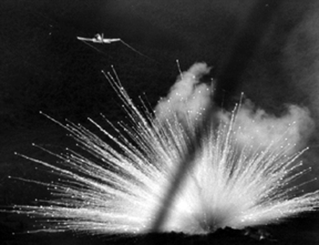 US Raid Hits 115 Targets In North Vietnam