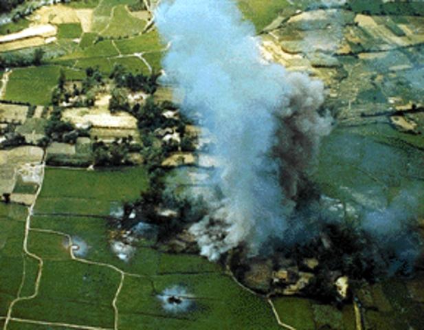 Heaviest Air Raid of the War