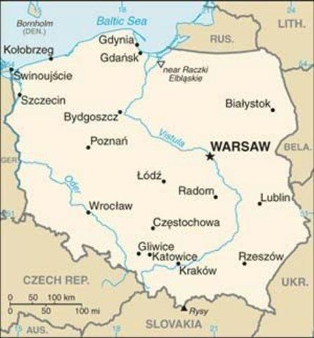 Taken to Poland