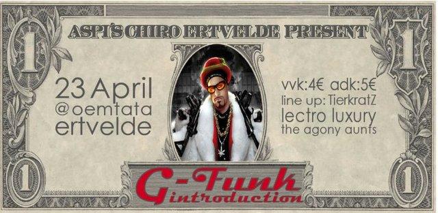 Aspifuif G-Funk introduction