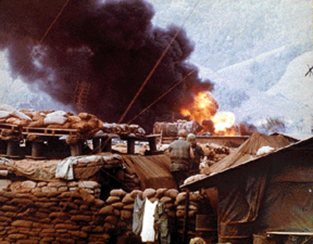 US Victory in Hills Around Khesan