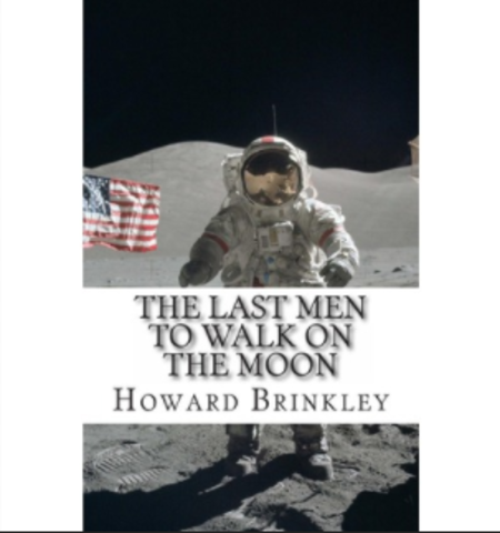 Last 2 men walk on moon