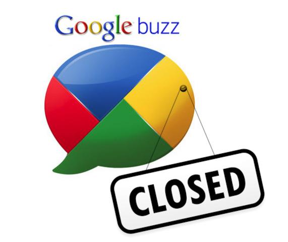 Desaparece Google Buzz