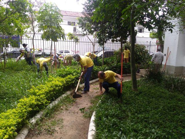 Curso de Jardinagem 2 - Prefeitura Regional do Butantã