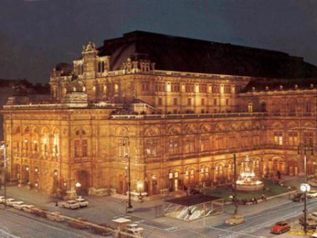 Bethoveen llega a Viena