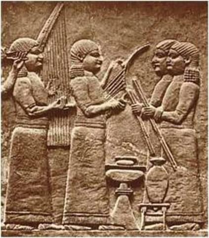 Música Sumeria
