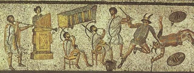 Música en Roma