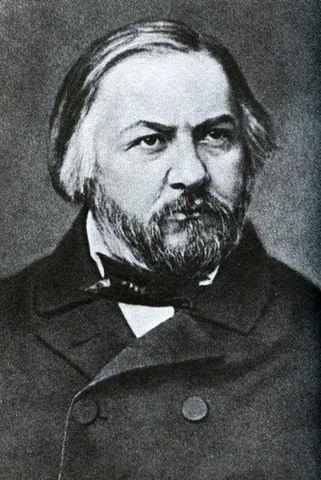 Mijaíl Glinka 1804-1857