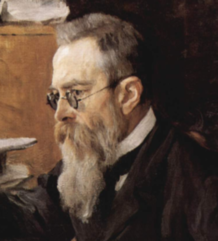 Nikolái Rimski-Kórsakov 1844-1908