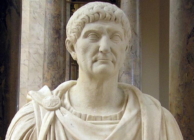 Comienza la Dinastía Antonina.