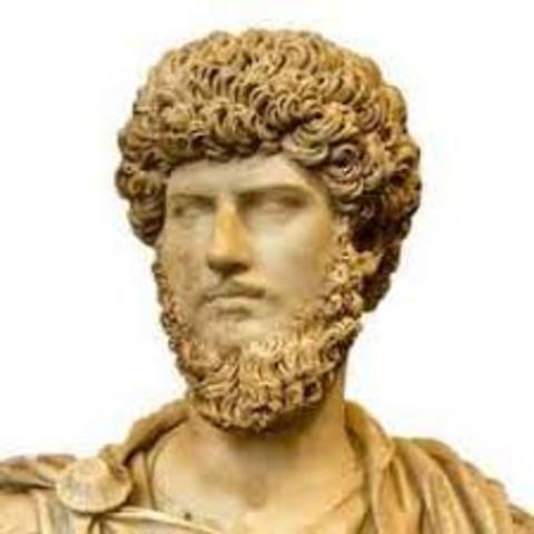 Termina la Dinastía Antonina.