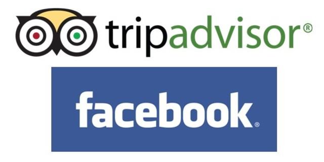 TripAdvisor se asocia con Facebook