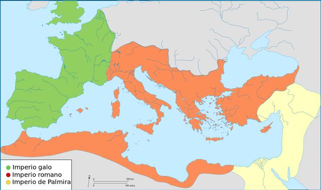 Imperio de Palmira/Galo.