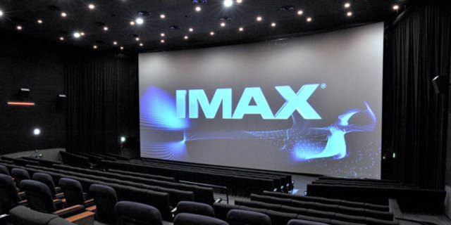 IMAX Movie System is Invented