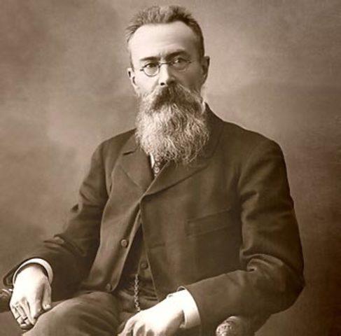 Nikolái Rimski-Kórsakov (1844-1908)