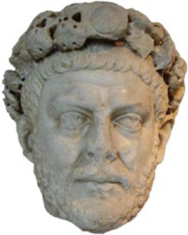 Fin de la Dinastía Justiniana.