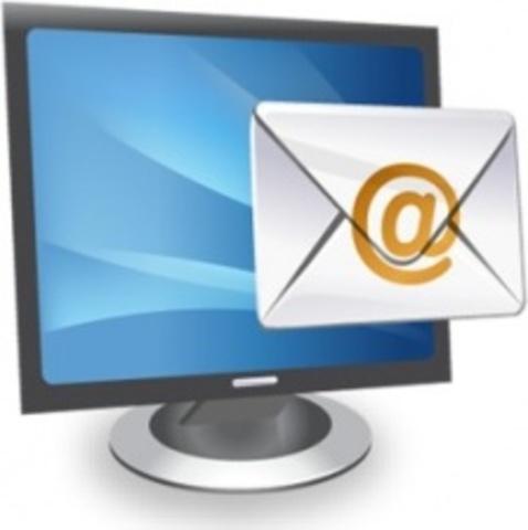 Прототип электронной почты