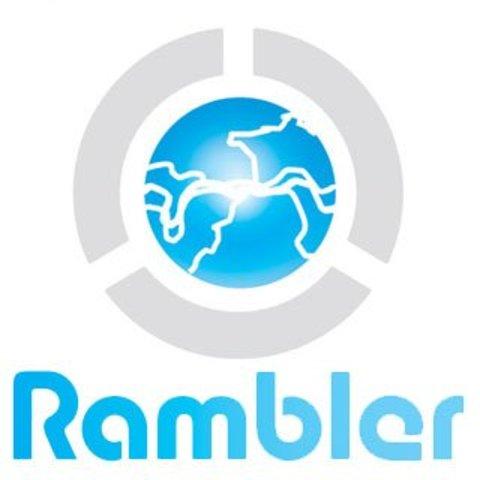 Первая поисковая система Rambler