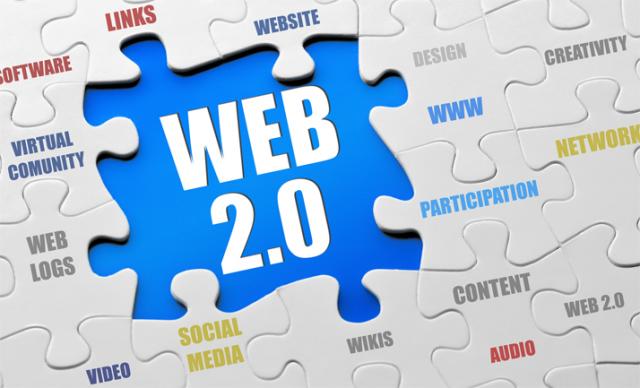 Расцвет технологии Web 2.0