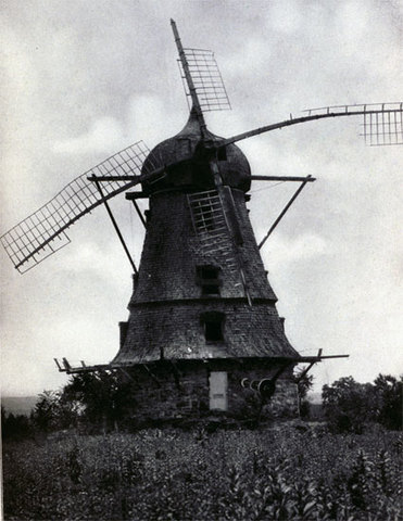 1590s - Dutch Build Windmills for Multiple Uses