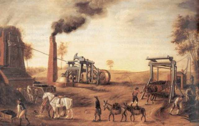 1748 - First Commercial Coal Production in US Begins in Richmond, Virginia