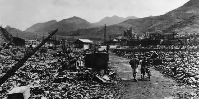 USA atombombet Nagasaki