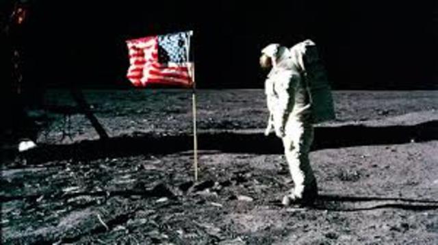 Armstrong, første mann på månen
