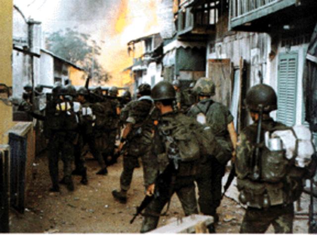 Communists End Tet Ceasefire