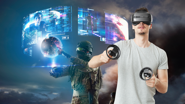 Виртуальная реальность