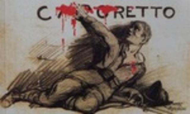 La défaite de Caporetto