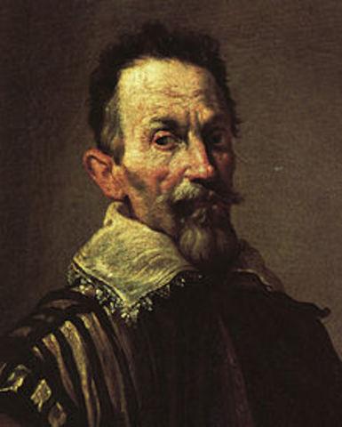 Claudio Giovanni Monteverdi