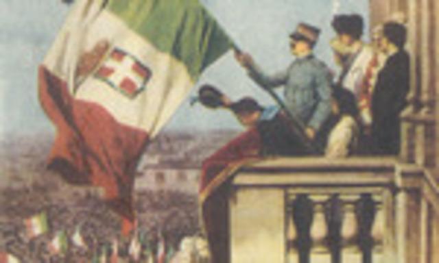 L'Italie entre en guerre