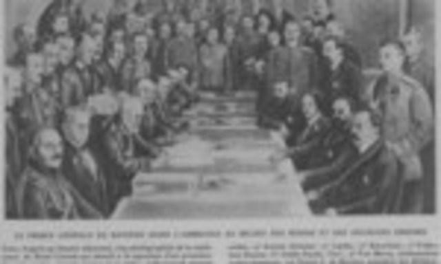 Traité de Brest-Litvosk