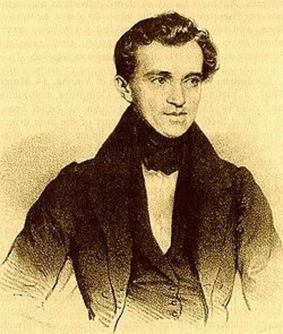 """Johann Strauss """"padre"""""""